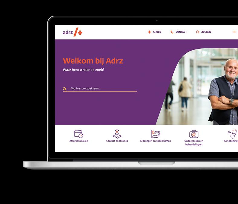 Website ADRZ