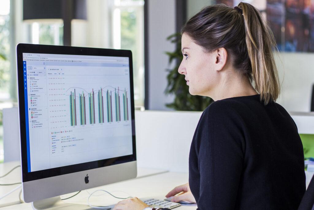 Applicatie ontwikkeling statistieken