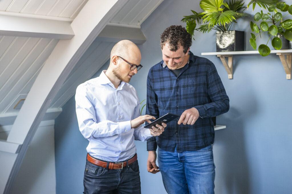 applicatie ontwikkeling Nedbase Zeeland