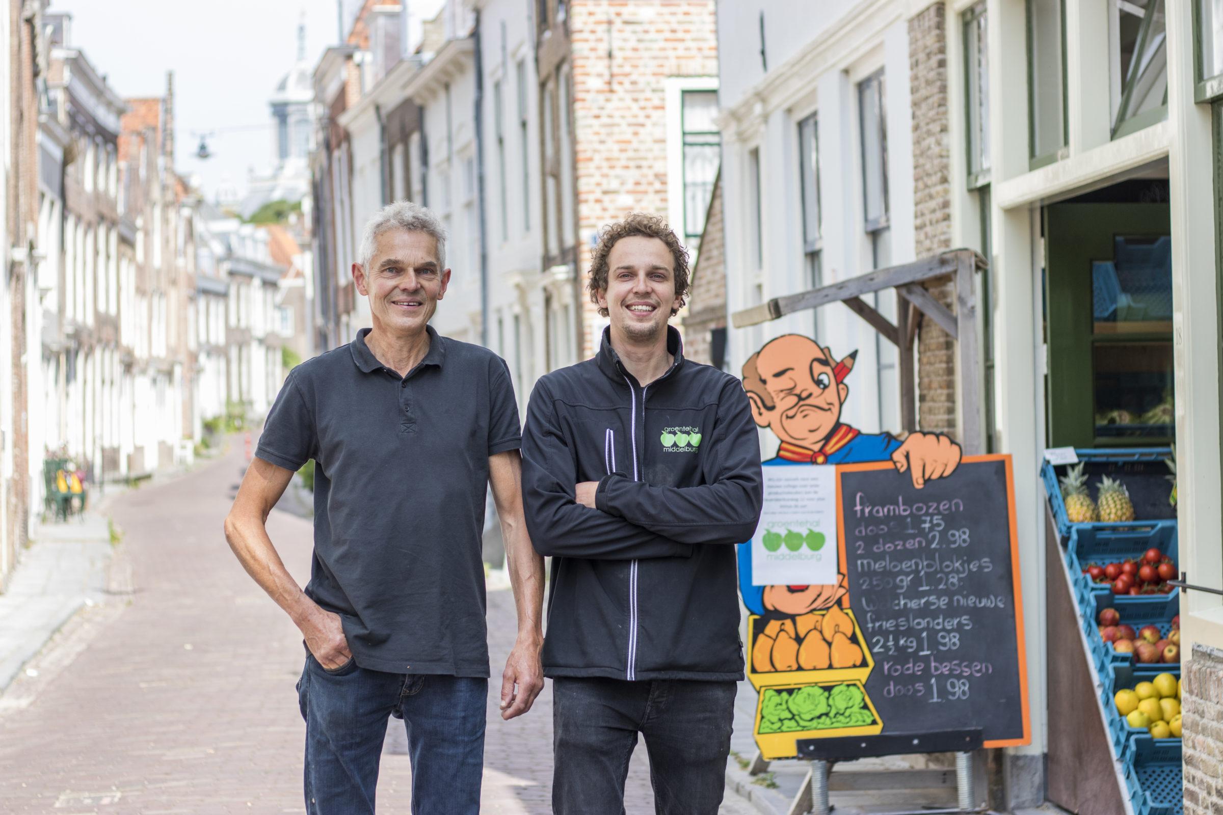 Personeel Groentehal Middelburg Applicatie