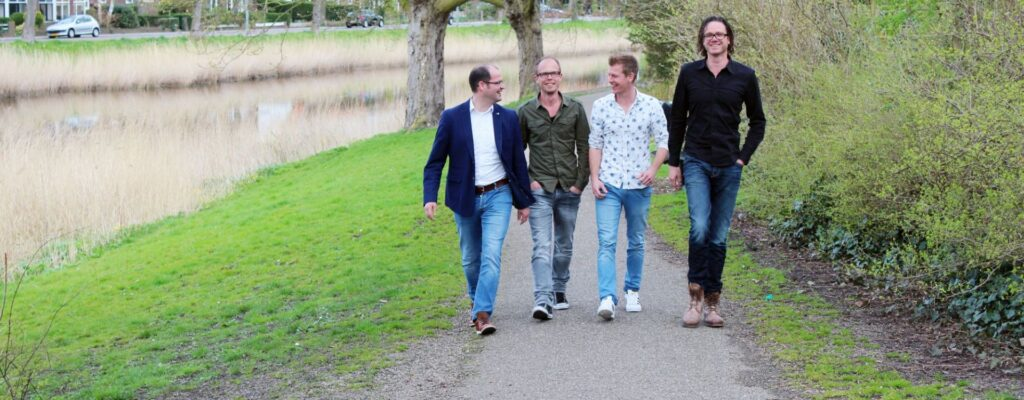Management Team nedbase digitalagency middelburg