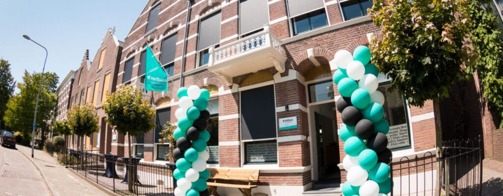 Voorkant office nedbase digital agency middelburg